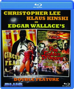 CIRCUS OF FEAR / FIVE GOLDEN DRAGONS