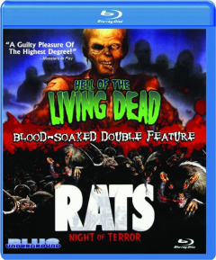 Hell of the Living Dead/Rats, Night of Terror (DVD, 2003