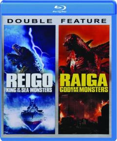 KAIJU CLASH DOUBLE FEATURE: Reigo / Raiga