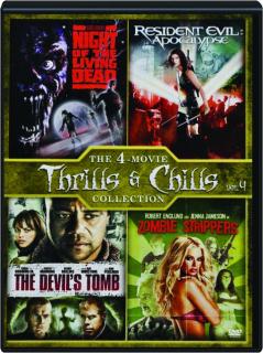 THE 4-MOVIE THRILLS & CHILLS COLLECTION, VOL. 4