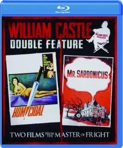 HOMICIDAL / MR. SARDONICUS: William Castle Double Feature