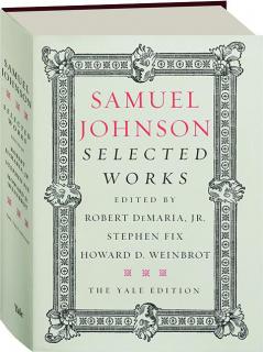 SAMUEL JOHNSON: Selected Works