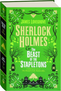SHERLOCK HOLMES & THE BEAST OF THE STAPLETONS