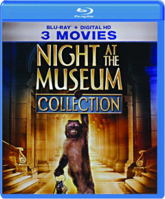 NIGHT AT THE MUSEUM COLLECTION
