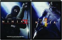 NINJA / NINJA II: Shadow of a Tear