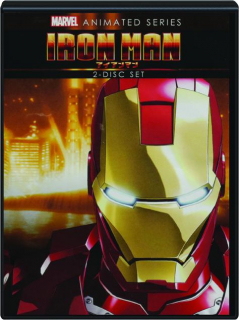 IRON MAN: Marvel Animated Series