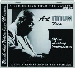 ART TATUM TRIO'LIVE:' More Lasting Impressions