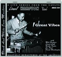 LIONEL HAMPTON 'LIVE:' Great Vibes