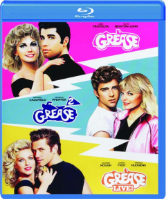 GREASE 3-MOVIE COLLECTION