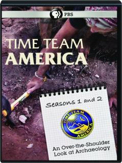 TIME TEAM AMERICA: Seasons 1 and 2