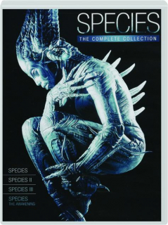 SPECIES: The Complete Collection