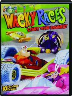 WACKY RACES: Start Your Engines!
