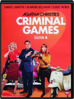 AGATHA CHRISTIE'S CRIMINAL GAMES: Season 4
