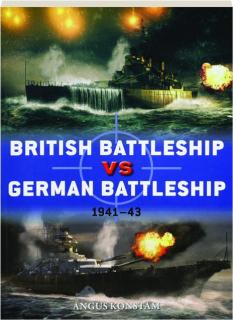 BRITISH BATTLESHIP VS GERMAN BATTLESHIP 1941-43: Duel 107