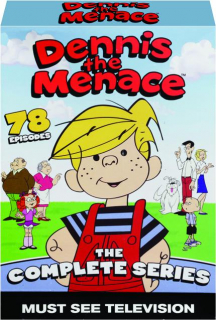 DENNIS THE MENACE: The Complete Series