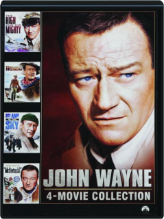 JOHN WAYNE 4-MOVIE COLLECTION