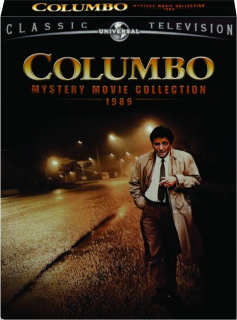 COLUMBO MYSTERY MOVIE COLLECTION 1989