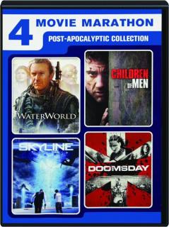 POST-APOCALYPTIC COLLECTION: 4 Movie Marathon
