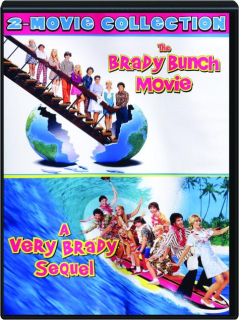 THE BRADY BUNCH 2-MOVIE COLLECTION
