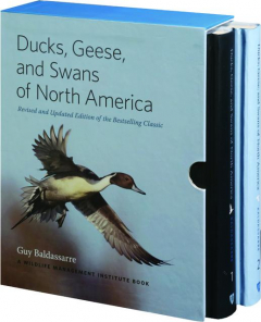 DUCKS, GEESE, AND SWANS OF NORTH AMERICA, REVISED
