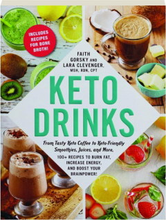 KETO DRINKS
