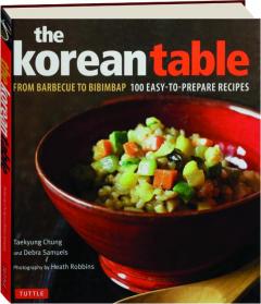 THE KOREAN TABLE