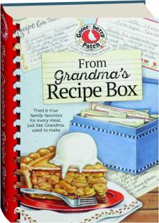FROM GRANDMA'S RECIPE BOX