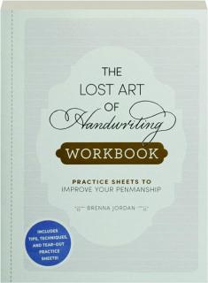THE LOST ART OF HANDWRITING WORKBOOK