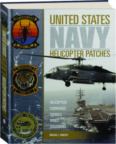 UNITED STATES NAVY HELICOPTER PATCHES