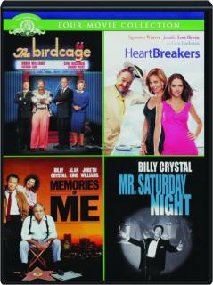 THE BIRDCAGE / HEARTBREAKERS / MEMORIES OF ME / MR. SATURDAY NIGHT