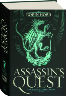 ASSASSIN'S QUEST: The Illustrated Edition