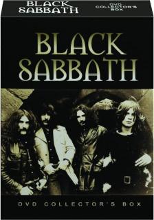 BLACK SABBATH DVD COLLECTOR'S BOX