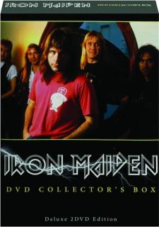 IRON MAIDEN: DVD Collector's Box