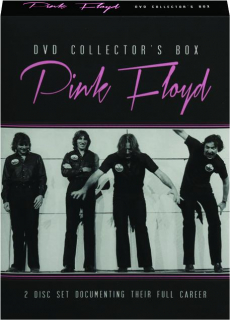 PINK FLOYD: DVD Collector's Box