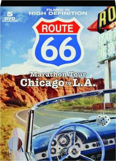 ROUTE 66: Marathon Tour--Chicago to L.A