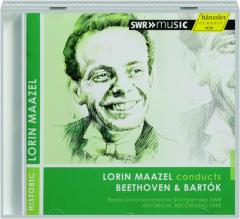 LORIN MAAZEL CONDUCTS BEETHOVEN & BARTOK