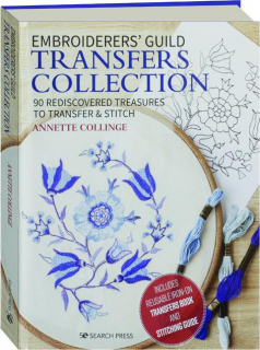 EMBROIDERERS' GUILD TRANSFERS COLLECTION