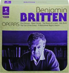 BENJAMIN BRITTEN: Operas