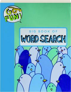 GO FUN! Big Book of Word Search
