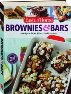 <I>TASTE OF HOME</I> BROWNIES & BARS
