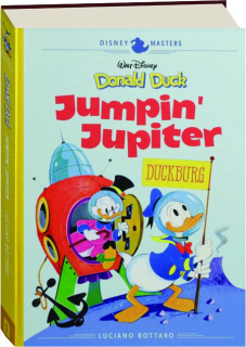 DISNEY MASTERS DONALD DUCK: Jumpin' Jupiter!