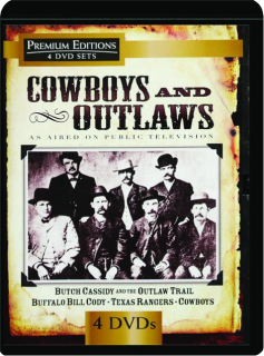 COWBOYS AND OUTLAWS: Premium Editions