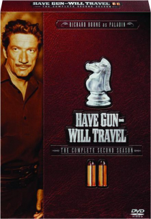 HAVE GUN-WILL TRAVEL: The Complete Second Season