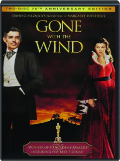 GONE WITH THE WIND: Two-Disc 70th Anniversary Edition