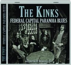 THE KINKS: Federal Capital Paranoia Blues