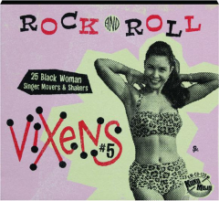 ROCK AND ROLL VIXENS #5