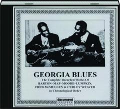 GEORGIA BLUES, 1928-1933