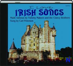 I LOVE IRISH SONGS