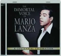 THE IMMORTAL VOICE OF MARIO LANZA