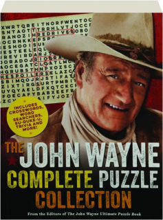 THE JOHN WAYNE COMPLETE PUZZLE COLLECTION